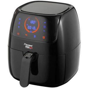Bestron ASF3000P Friteuse à Air Chaud Sans Huile en Noir 3 L