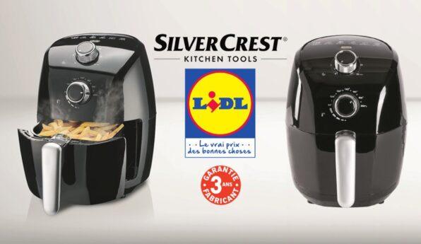 friteuse sans huile Lidl SilverCrest